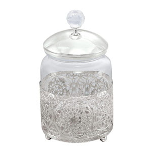 BOWL - SILVER PLATED-5371