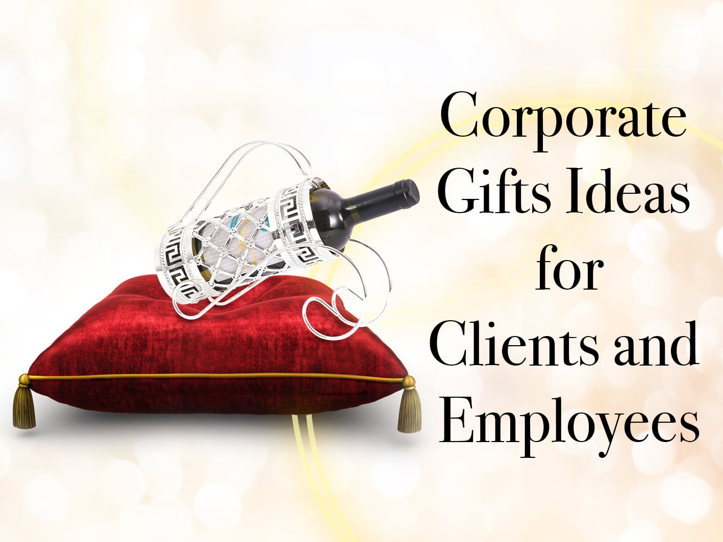 Corporate Gift Ideas For Clients And Employees