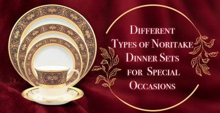 Noritake India Dinner Sets
