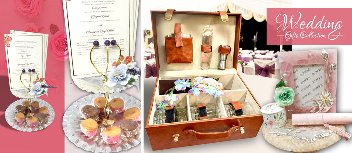 Wedding gift collection