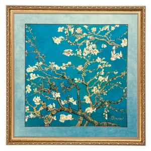 VINCENT ALMOND TREE PICTURE FRAME